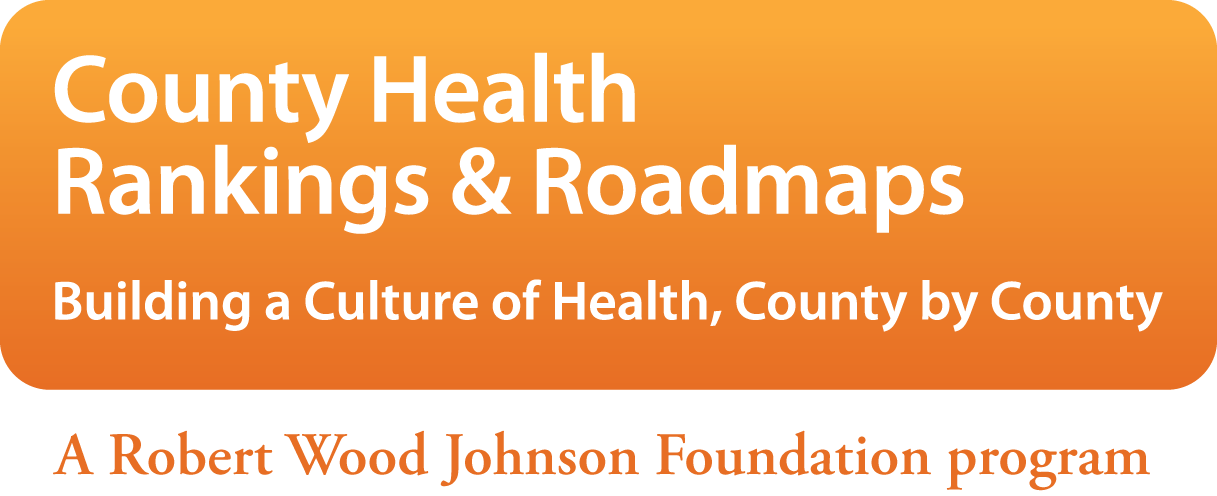 County Health Rankings and Roadmap logo