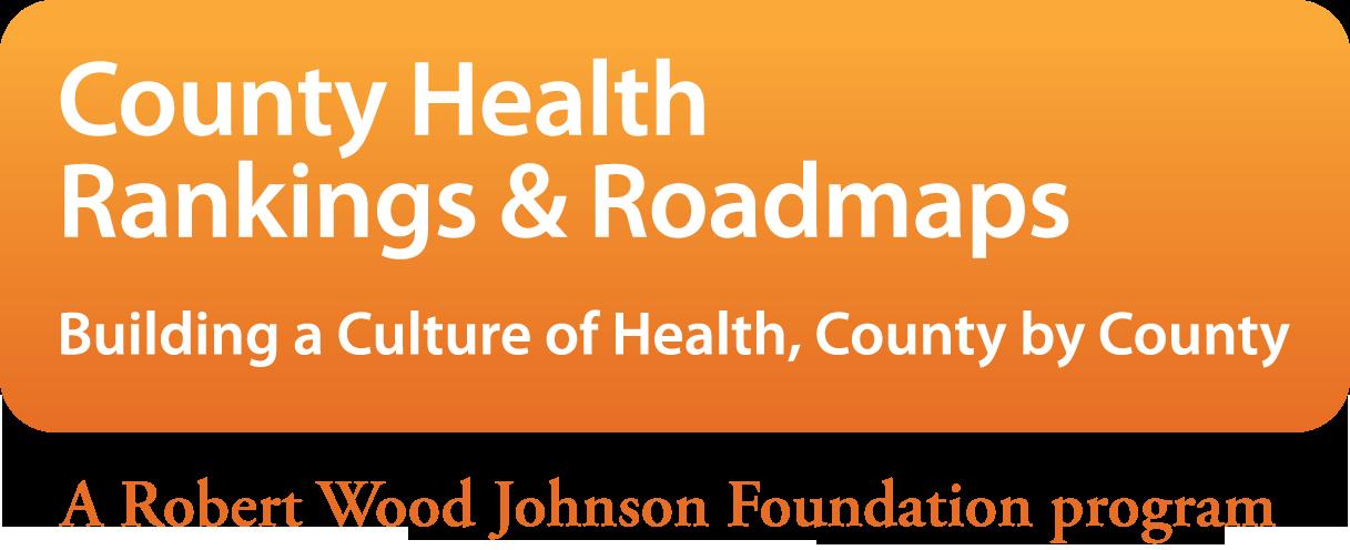 County Health Rankings and Roadmap logo
